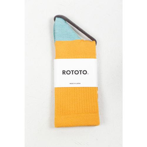 RoToTo RoToTo Sock / Hybrid / Yellow