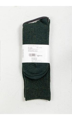 RoToTo RoToTo Sok / Ribbed / Groen