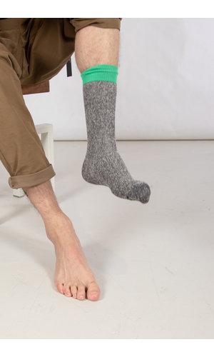 RoToTo RoToTo Sok / Double Face Silk / Groen