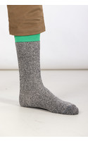 RoToTo Sock / Double Face Silk / Green