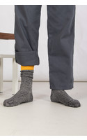 RoToTo Sock / Double Face Silk / Yellow