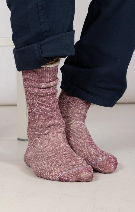 RoToTo RoToTo Sock / Double Face / Grape