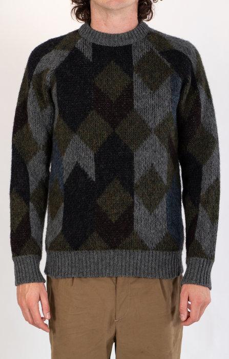 Roberto Collina Roberto Collina Sweater / RF20001 / Grey