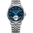 Raymond Weil Raymond Weil Freelancer Open Heart 2780-ST-50001, Heren, staal/staal, blauwe wijzerplaat, automaat, 10 ATM