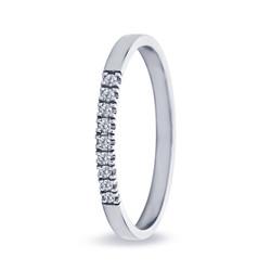 Miss Spring ring Chris 5 witgoud 0.04