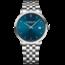 Raymond Weil Raymond Weil Toccata 5485-ST-50001, heren, staal/staal, blauwe wijzerplaat, datum/3, saffier glas, 5ATM.