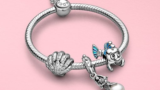 Disney x Pandora Collectie