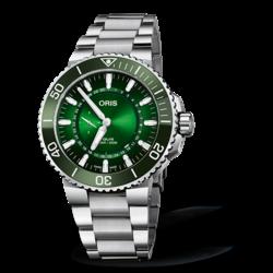 Oris Aquis Green Hangang Limited Edition