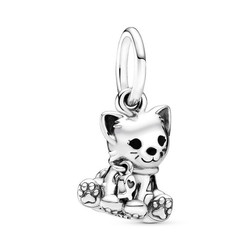 PANDORA Cat dangle 798011EN16