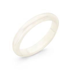 Blush Ring keramiek cremekleurig maat 54