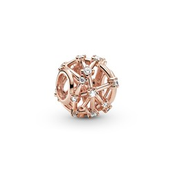 PANDORA Rose Charm 789240C01