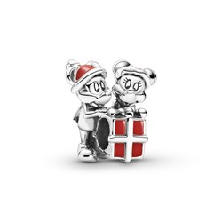 PANDORA Disney Mickey, Minnie and Giftbox 799194C01