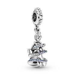 PANDORA Disney Cinderella Dangle 799201C01