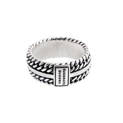 BUDDHA TO BUDDHA Ring Chain Texture 788