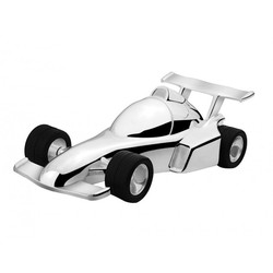 Zilverstad 6357261 Spaarpot Race auto