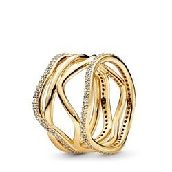 PANDORA Shine Ring 168272CZ-54