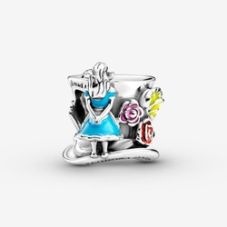 PANDORA Disney Alice in Wonderland Mad Hatter 799348C01