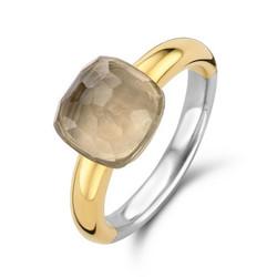 TI SENTO MILANO Ring  Verguld 12187TT/54