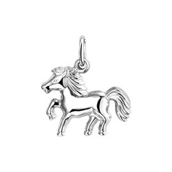 Zilveren Paard bedel 1045606
