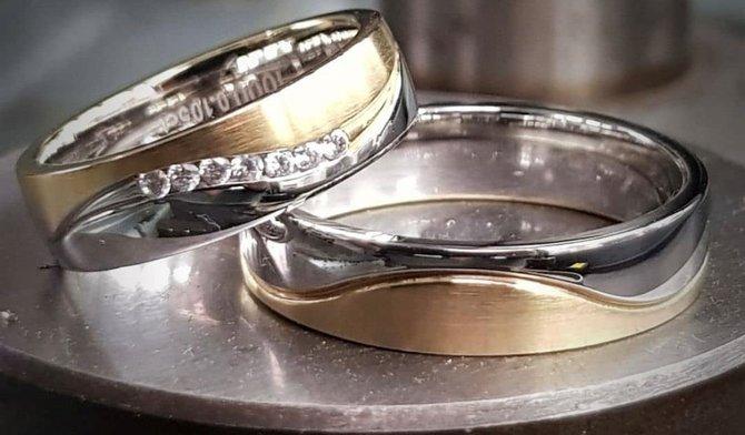 Ontwerp jouw eigen trouwring!