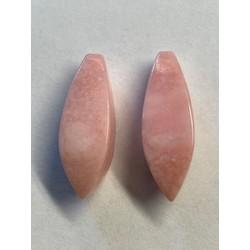 Huiscollectie Edelstenen Roze opaal 1051017