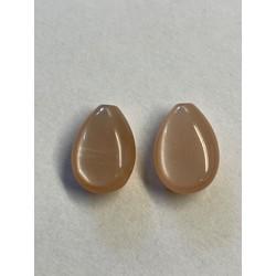 Huiscollectie Edelstenen Maansteen zalmkleur 1051018