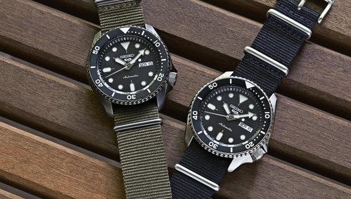 Seiko 5 Sports horloges