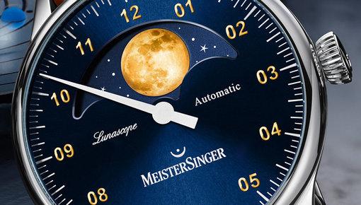 De MeisterSinger Meisterstücke collectie bij Milikan Juwelier