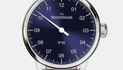 MeisterSinger Klassik collectie Milikan Juwelier