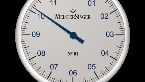 MeisterSinger Klokken collectie bij Milikan Juwelier