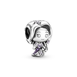 PANDORA 799498C01 Disney Rapunzel silver charm