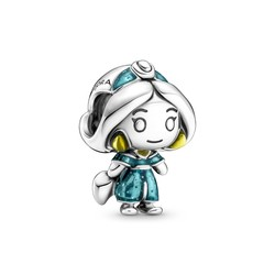 PANDORA 799507C01 Disney Jasmine silver charm