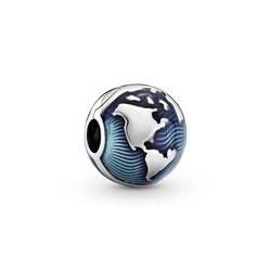 PANDORA Clip Globe 799429C01