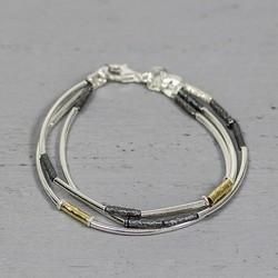 Jéh Jewels armband 20036 3-rijig