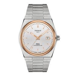 TISSOT PRX Powermatic 80 Herenhorloge T1374072103100