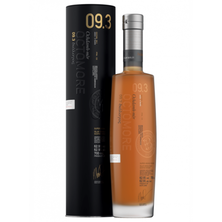 Octomore 9.3, 62.9%