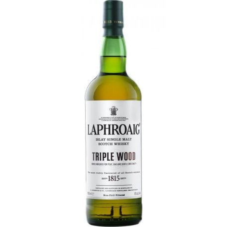 Laphroaig Triple Wood, 43%