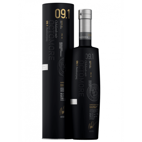 Octomore 9.1, 59.1%