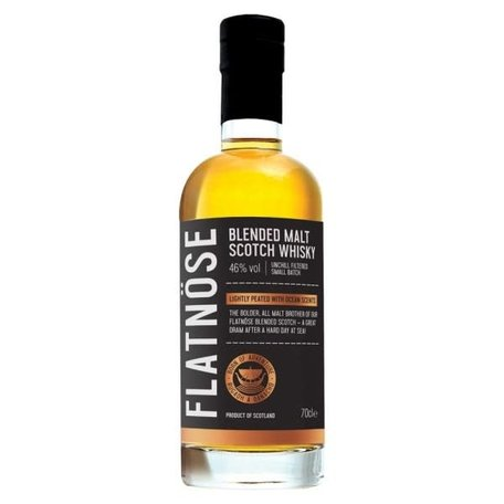 Flatnose Blended Scotch Whisky, 43%