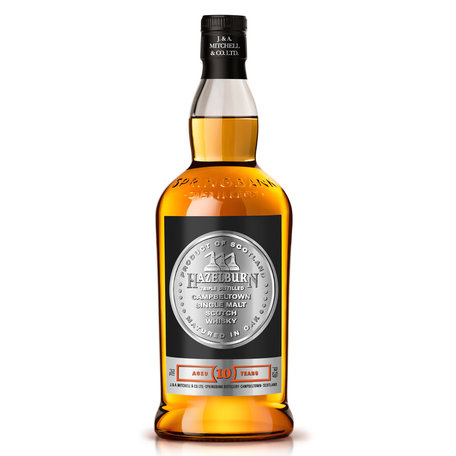 Hazelburn 10 Year Old, 46%