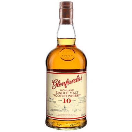 Glenfarclas 10 Year Old, 40%