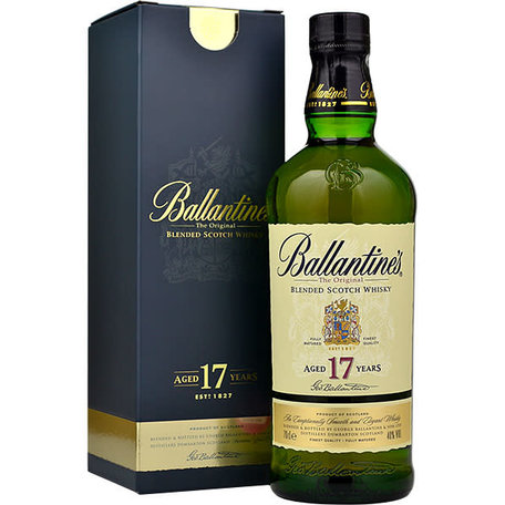 Ballantine's 17 Year Old, 40%