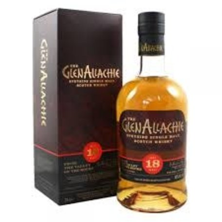 Glenallachie, 18 Years Old, 46.0%