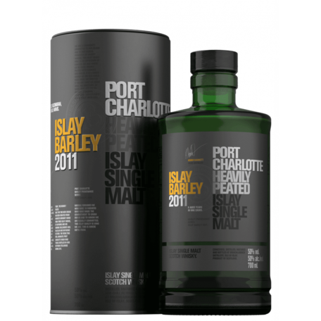 Port Charlotte Islay Barley, 2011, 50.0%
