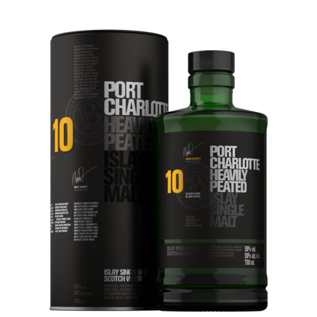 Port Charlotte, 10 Year Old, 50.0%
