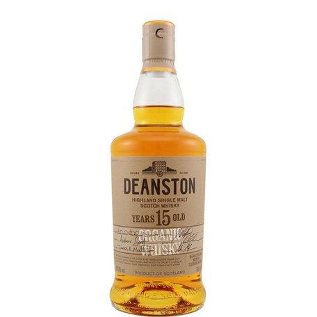 Deanston 15 Organic, 46.3%