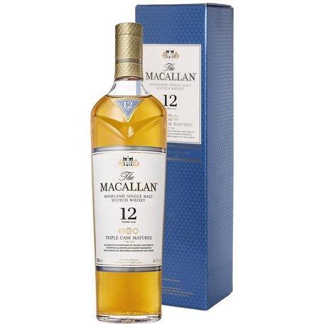 Macallan 12, Triple Cask, 40%