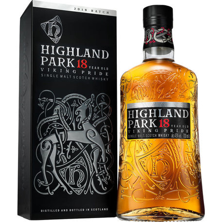 Highland Park 18 Year Old, 43%