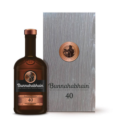Bunnahabhain 40 Year Old, 41.9%