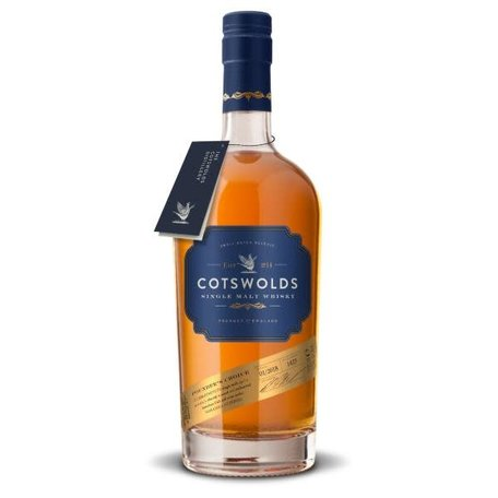 Cotswolds Single Malt Whisky, Founders Choice Red Wine Casks, 60.9%